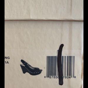 Michael Kors Shoes - Michael Kors Charm Sling Wedge